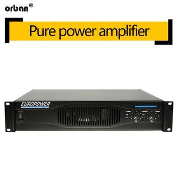 2U professional power amplifier EP1500 pure rear stage 250W subwoofer power amplifier ktv stage power amplifier