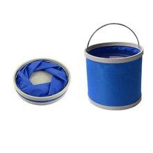 A cubeta dobrável impermeável é resistente ao uso ambientalmente amigável conveniente