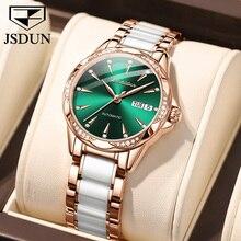Женские механические часы JSDUN