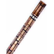 Flûte chinoise en bambou XIAO pas DIZI F/G clé XIAO Ture corne flûte queue instrumentos musicais profissionais jouant flauta chine