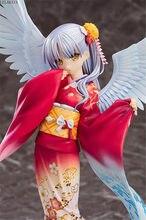 Japońskie Anime nowy anioł bije Tachibana Kanade kimono piękne dla dziewczyn Ver. 1/8 pcv model postaci zabawki lalki prezent dropshipping