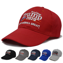 23 Style 2020 Donald Trump Hat Reelection Outdoor Cotton Baseball Cap Camouflage Make America Great Again NEW Arrival