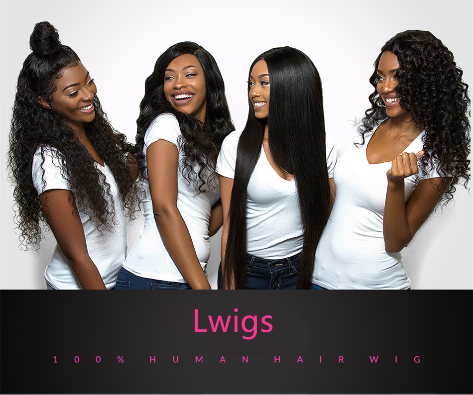 lace front wig lwigs