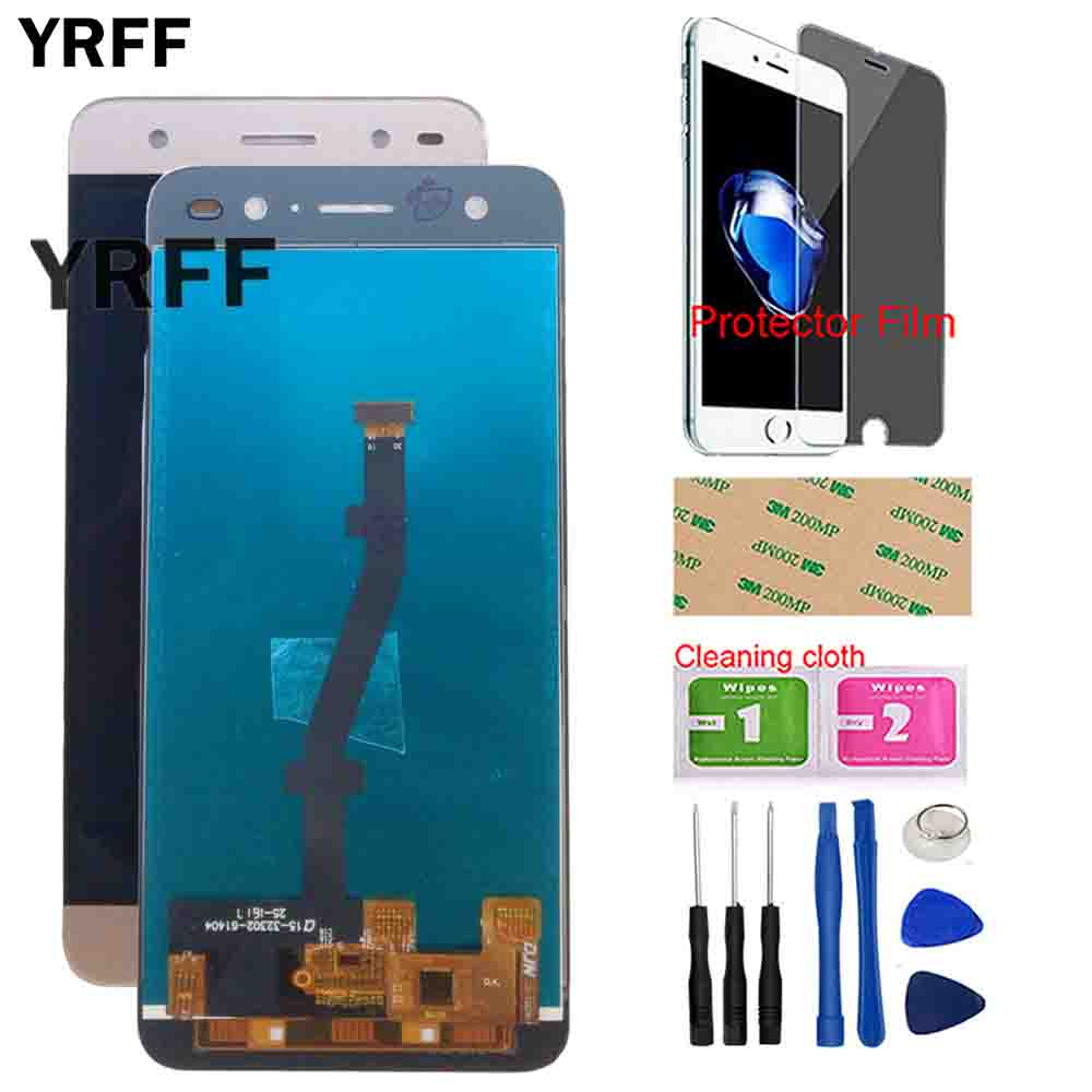 <font><b>LCD</b></font> Display Für <font><b>ZTE</b></font> Klinge <font><b>V7</b></font> Lite <font><b>LCD</b></font> Display + Touch Screen Digitizer Panel Sensor Front Glas Werkzeuge Protector film image