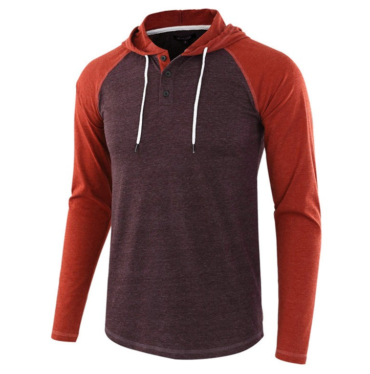 New Sportswear Men Brand Long Sleeve Solid Color Hooded Sweatshirt Hoodie Tracksuit Sweat Coat Casual Sweatshirt Hoodies in Running T Shirts from Sports Entertainment