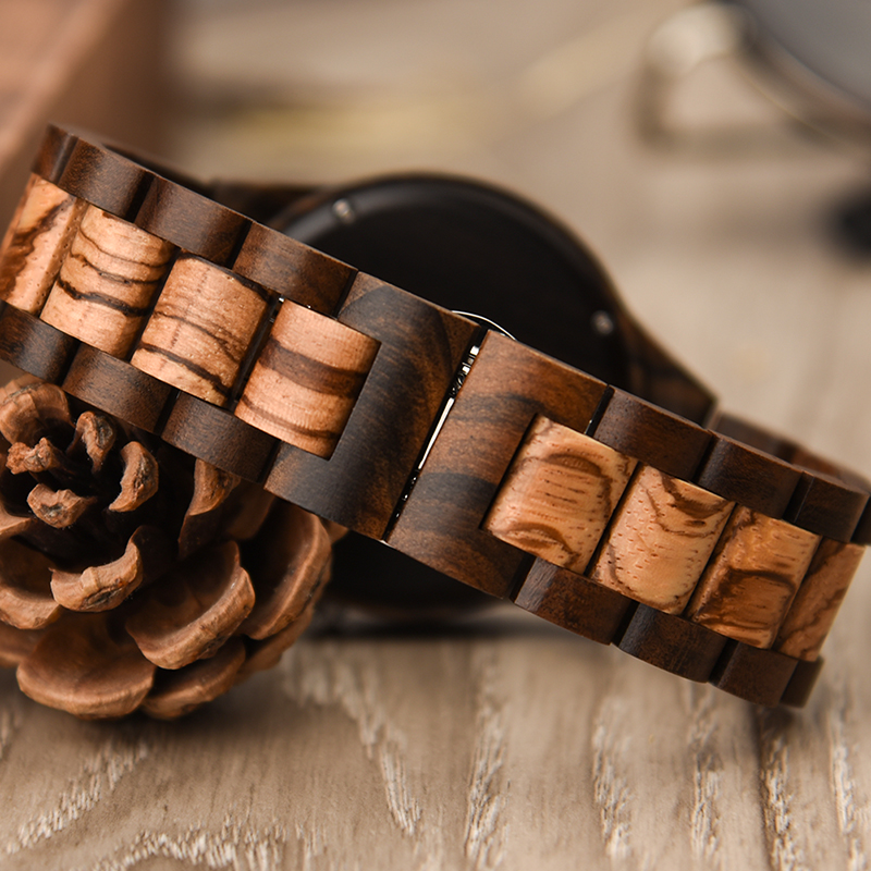The OWL Wooden Watch by BOXA Lifestyle