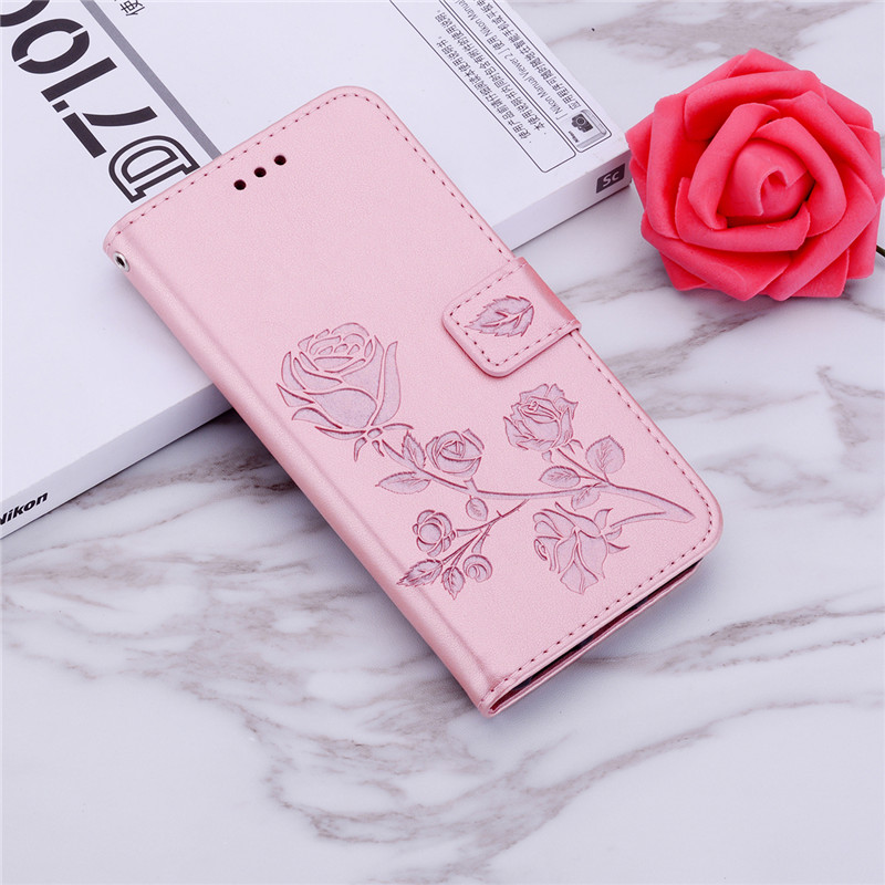 H9fccbdbd980c4b40978080705e1461a28 - Rose Flower Leather Case For Samsung Galaxy S8 S9 Plus S7 S6 Edge S5 S3 S4 J3 J5 J7 A3 A5 J1 2016 2017 J2 Grand Prime Flip Cover