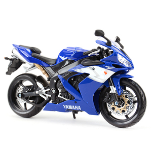 Image 2 - Maisto 1:12 Yamaha YZF R1 Die Cast Vehicles Collectible Hobbies Motorcycle Model Toys
