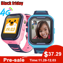 Kids Smart Watch 4G Wifi GPS Tracker Smartwatch Kids 4g Watch Phone Video Call Waterproof Smart Watch for Child Clock PK Q50 Q90(China)