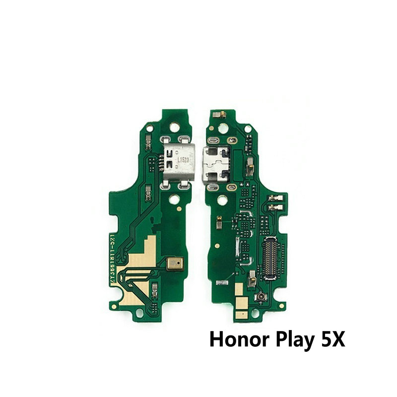 For Huawei Honor 5X New USB Charging Charger Port Board & Microphone Repair Parts