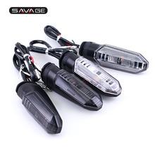 LED Rear Turn Signal Light For MV Agusta F3 675 800 F4 F4R F4RR Agusta Motorcycle Accessories Indicator Flashing Signaling Lamp