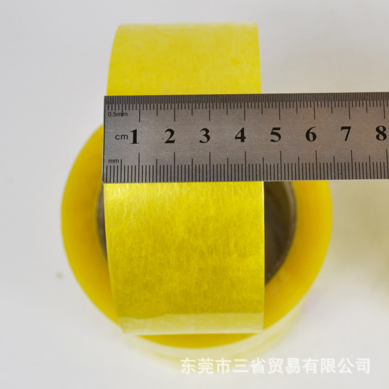 Customizable Transparent Tape Sealing Adhesive Tape Packaging 45 Wide 100 Code Length 40u Full Carton Box Within The Province