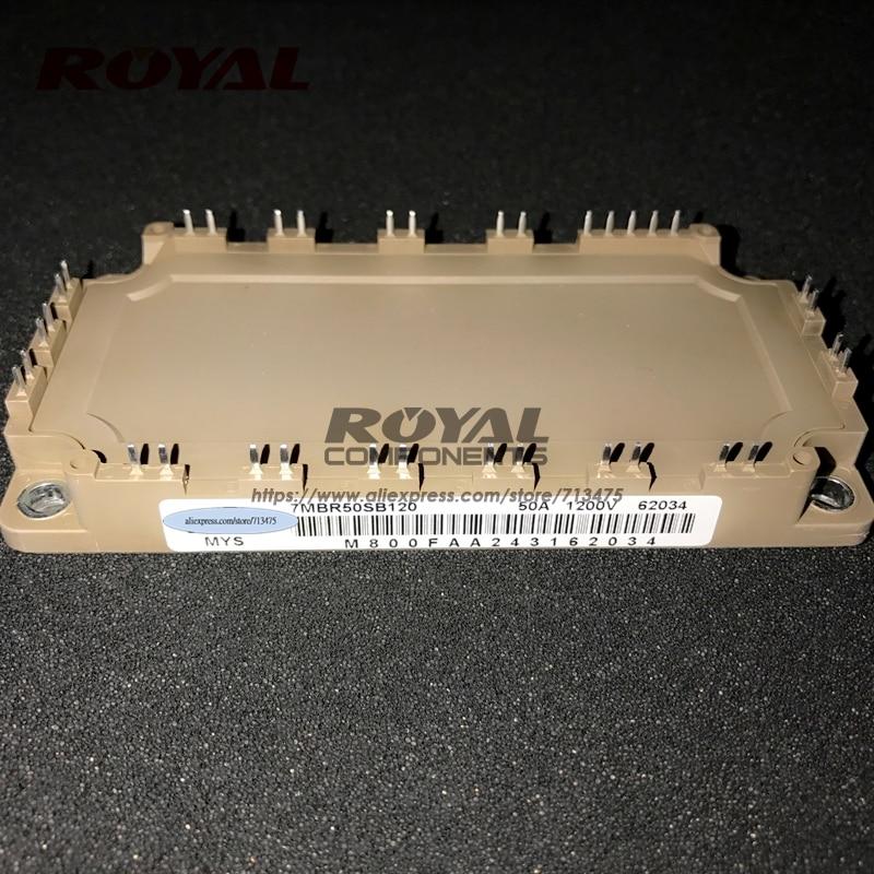 7MBR50SB120 Power Module,New