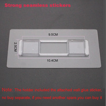 LEDFRE 1PCS Punch-free Strong Seamless Mounting Wall Stickers Hook Suitable for Series Products No Holes No Glue LF82003