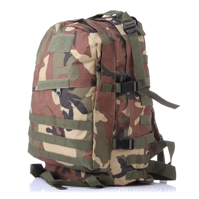 Jedi Survival Level Three Chicken Backpack Sports Outdoor Mountaineering Bag Waterproof Backpack 3D Bag Hiking Backpack