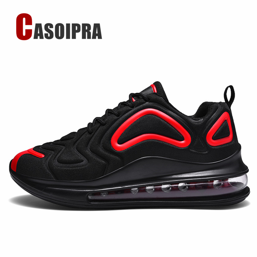 Plus Size 46 47 Men Running Shoes Brand Air Cushion Sports Shoes for Male Cushioning Trainers Athletic Shoes Walking Footwear