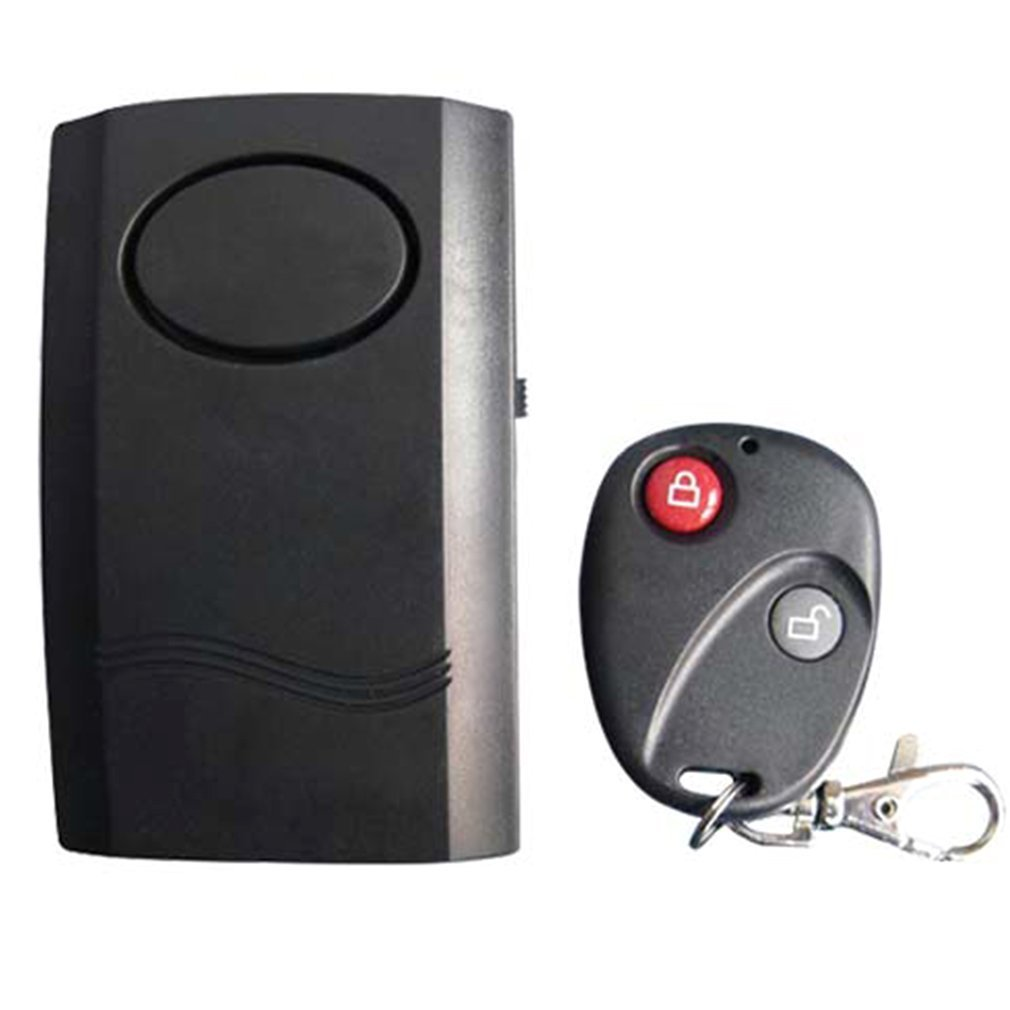 1 Set Universal Motorcycle Scooter Alarm 120db Motorbike Car Home Anti-thief Alarm Security System With Wireness Remove