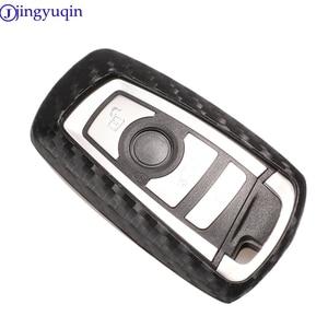 Image 3 - Jingyuqin 2/3/4 탄소 실리콘 BMW 520 525 f30 f10 F18 118i 320i 1 3 5 7 시리즈 X3 X4 M3 M4 M5