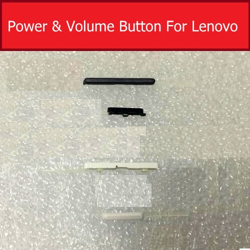 Volume & Power Side Button For Lenovo A2580 A2860 A2010 On/off Power Volume Control  Switch SideKey Replacement Parts