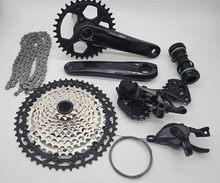 SHIMANO DEORE XT M8100 12 s groupset 32T 34T 36T 170 и 175mm crank горный велосипед MTB Группа 1x12 Скорость 10-51T кассета