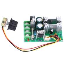 цена на DC Motor Governor Drive Board Module PWM Controller 20A Current Regulator High Power Motor Governor