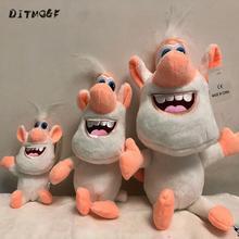 Лидер продаж на данный момент России белого цвета с принтом из мультфильма, с изображением свинки Booba Buba плюшевые игрушки подарок игрушка кукла