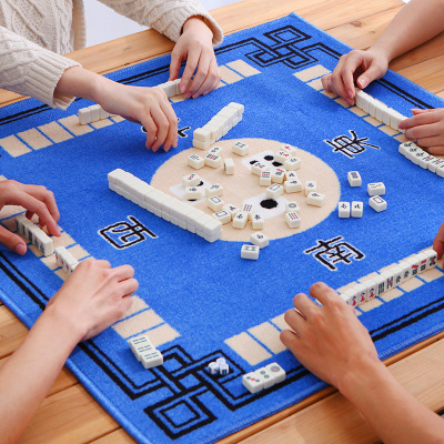Chinese Mahjong Recreational Goods Relieve Stress And Enhance Thinking Ability