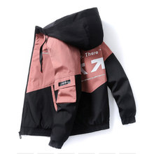 2021 Utumn Winter New Men's Bomber Jacket Men Outdoors Clothes Casual Streetwear Mens Fashion Jackets Coats Men's Windbreaker