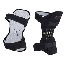 Joint Support Knee Pads Breathable Non-slip Power Lift Spring Climbing Hiking Force Booster Tendon Brace Band