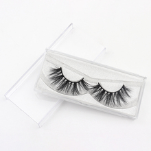 A Pair Of Mink Natural False Eyelashes Dramatic Plump False Eyelashes Makeup Eyelash Extension Tool Beauty Extension Tool