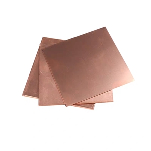 Image 2 - Brand New 99.9% Pure Copper Cu Metal Guillotine Cut Sheet Plate Safe Using Wholesale price