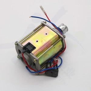 Image 2 - PD027 motor for Defu vertical  key cut machine 998C 998Ckey machine ;locksmith accessories