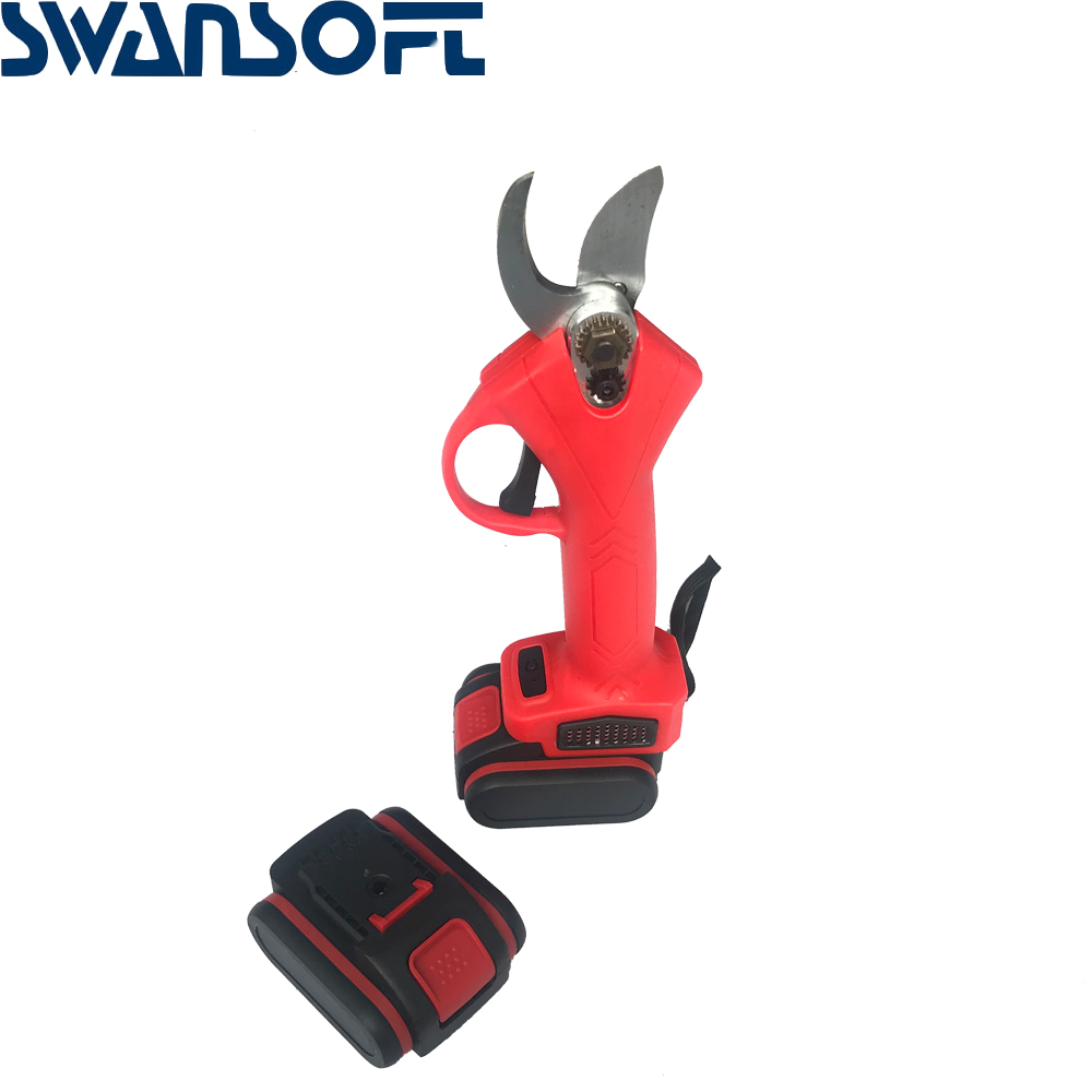 Electric Pruning Shear,scissor,manual Mini Cutter Tree Branch Scissor Trimmer