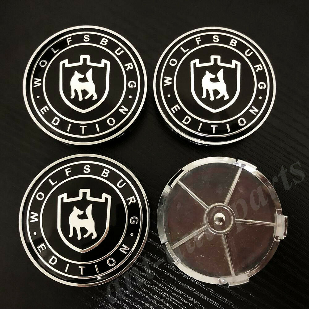 4x68 мм Вольфсбург издание Центральная втулка колеса автомобиля колпачок значок эмблема наклейка стикер