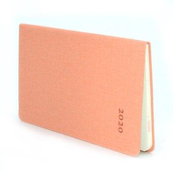 notebook planner agenda 2020 diary caderno journal defter cuadernos note book libretas y cuadernos creativos notepad cahier agenda 1 cahier cd