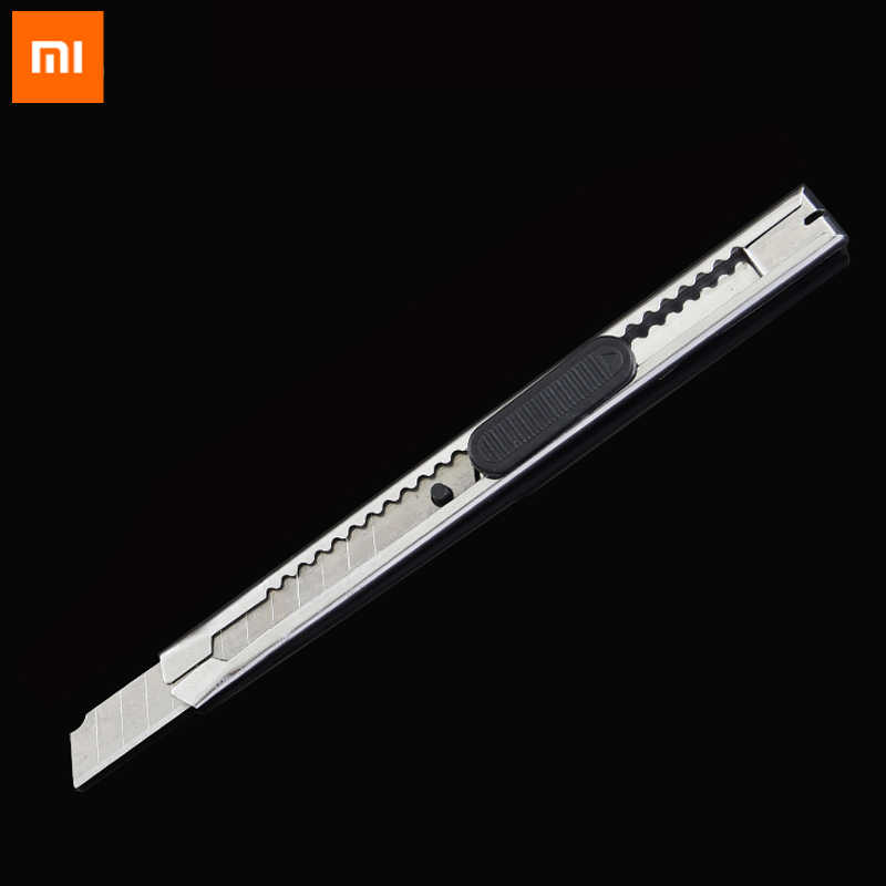 Xiaomi Aluminium legierung utility messer Metall klinge self-locking design sharp winkel mit bruch messer cutter