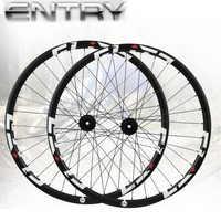 ELITE 29er Mtb Räder 30mm Breite Fahrrad Rad Carbon Räder Carbon Mtb Räder 29 Elite M11 Gerade Pull Hub carbon Laufradsatz