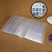 288 pochettes Film Transparent Album Photo pour Fujifilm Instax Mini 9 8 7s 25 70 90 Film Photo porte-badge