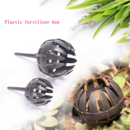 Box Fertilizer-Box Plastic Bonsai Potted Slow-Release-Control-Release-Fertilizer-Box