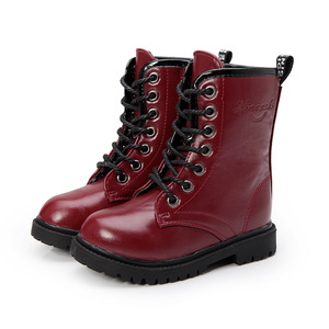 Image 3 - Winter 2019 Big Girls Fashion Boots Kids Boys Riding, Equestrian  Teenagers Children Shoe 4 5 6 7 8 9 10 11 12 13 14 15 16 Years