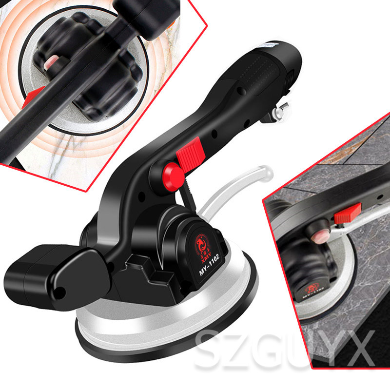 Charging Mode 6 Speed Control Tiler Paste Wall Brick Floor Tile Auxiliary Tool Decoration Tile Machine Vibrator
