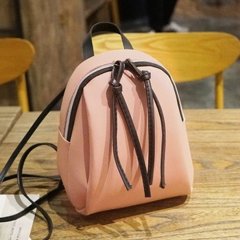 Small Backpack Women Leather Shoulder Bag 2020 Summer Multi-Function Mini Backpacks Female School Bagpack Bag for Teenage Grils mini backpack women pu leather shoulder bag for teenage girls kids multi function small bagpack female ladies school backpack
