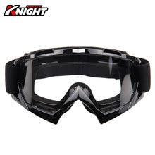 HEROBIKER Black Motorcycle Glasses Airsoft Paintball Motorcycle Goggles Enduro Dirt Bike Ski Glasses Motocross Goggles Eyewear