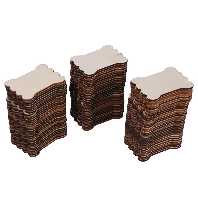 100 pièces fil de bois vent conseil fil fil bobine bobines broderie bobinage point pour couture artisanat croix organisateur Stand