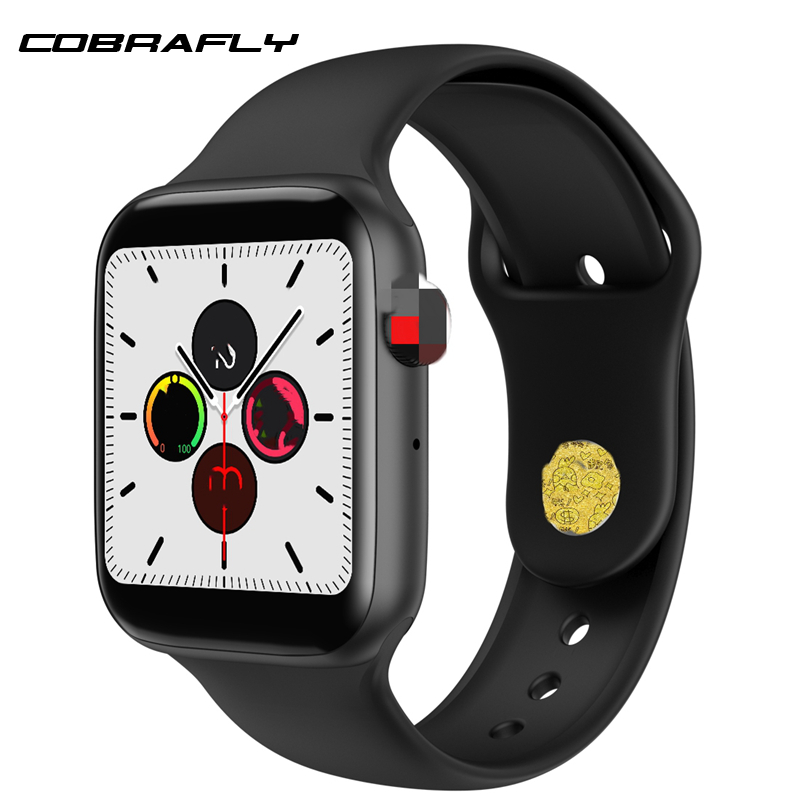Cobrafly IWO 12 Lite Smart Watch Men Women 1.54 Inch Screen Bluetooth Call ECG Heart Rate Monitor Smartwatches PK IWO 8 9 10 11