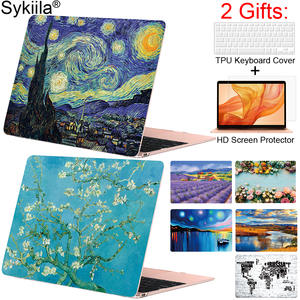 Case Art-Paint-Shell 12-Cover Macbook Air A1989 A2159 A2251 A2289 13 for 13/11/Pro/..