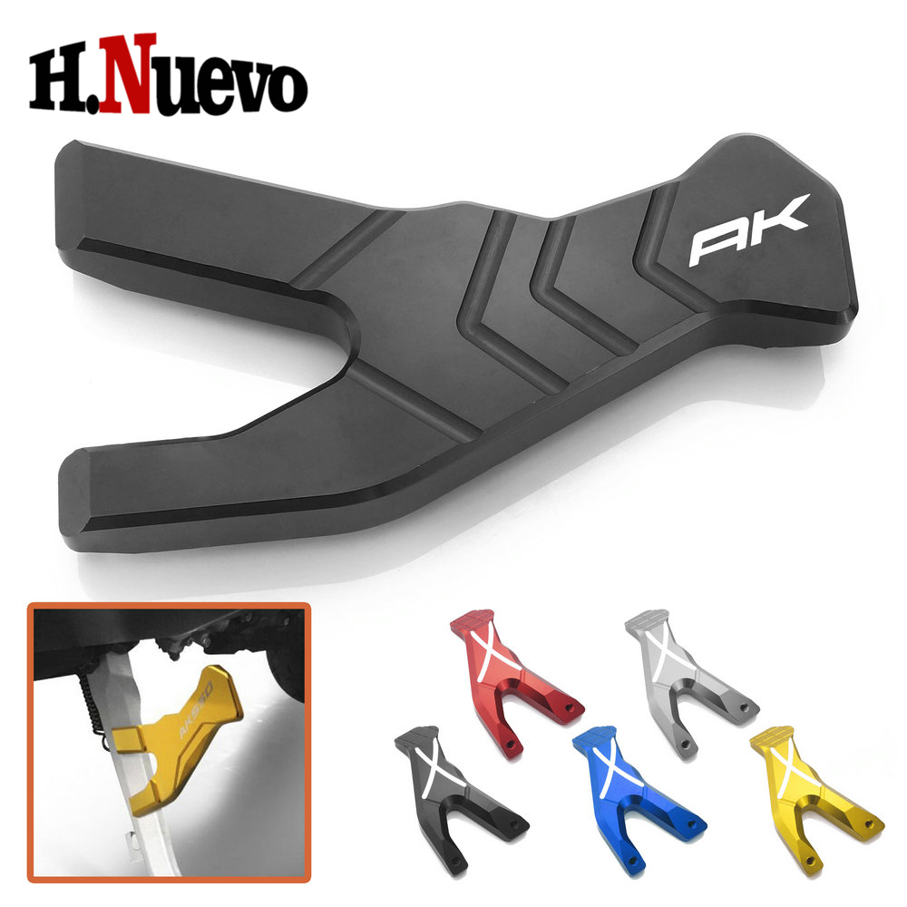 For <font><b>Kymco</b></font> AK550 Accessories Side Column Auxiliary Seat Scooter Motorcycle Aluminum Accessories AK550 For <font><b>Kymco</b></font> <font><b>AK</b></font> <font><b>550</b></font> 2017 2018 image