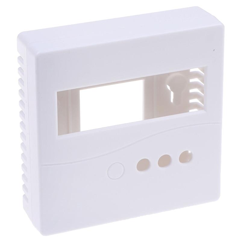 1 шт. белая 86 Пластик ящик проект корпус Чехол 8.6x8.6x2.6cm