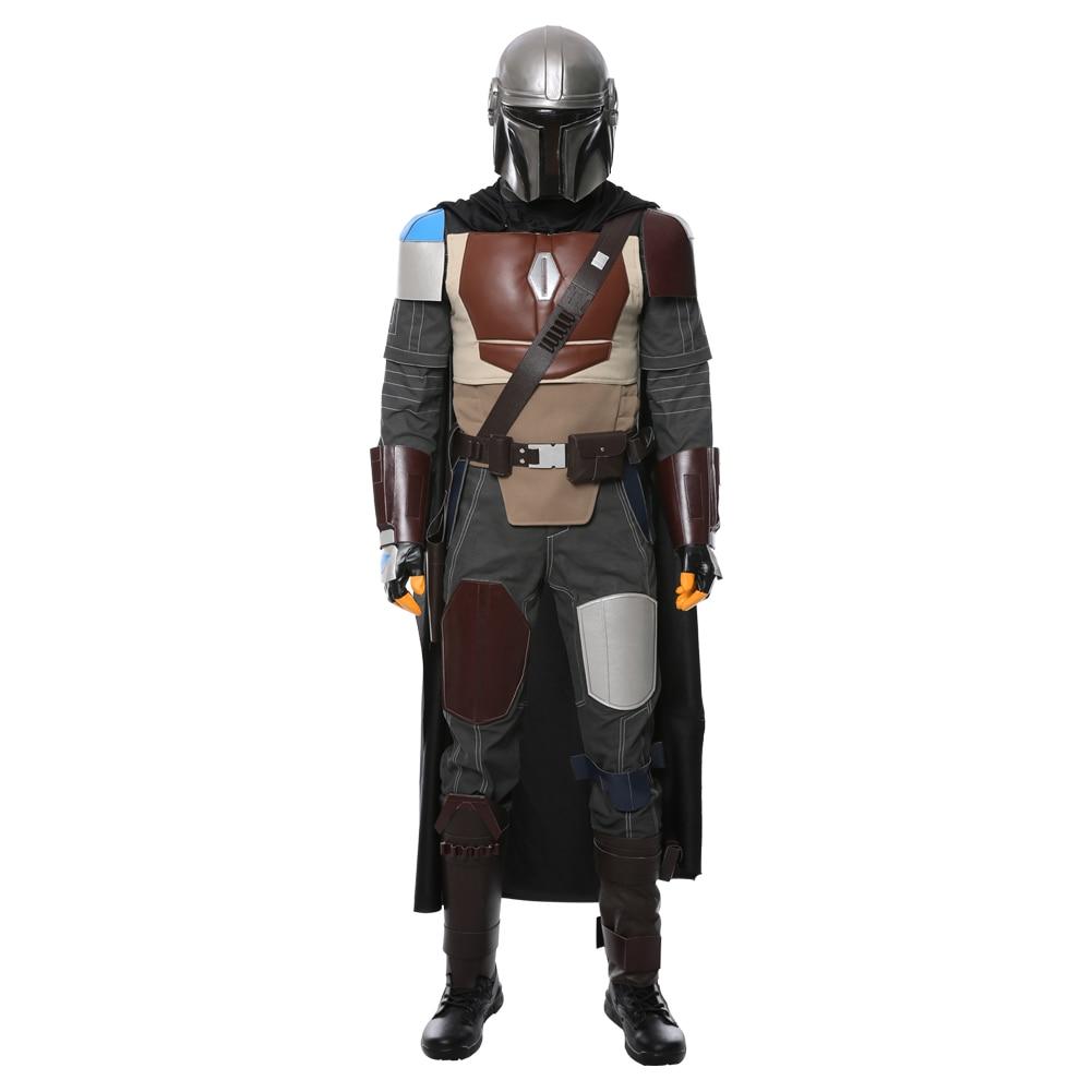 Костюм Звездных Войн для мужчин и женщин, накидка для взрослых, карнавальные костюмы на Хэллоуин