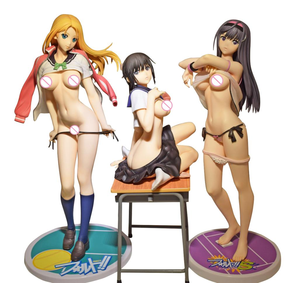SkyTube	T2 Art Girls TONY Saeki Yukina Fault Sexy Girls Action Figure Japanese Anime PVC Adult Action Figures Toys Anime Figures